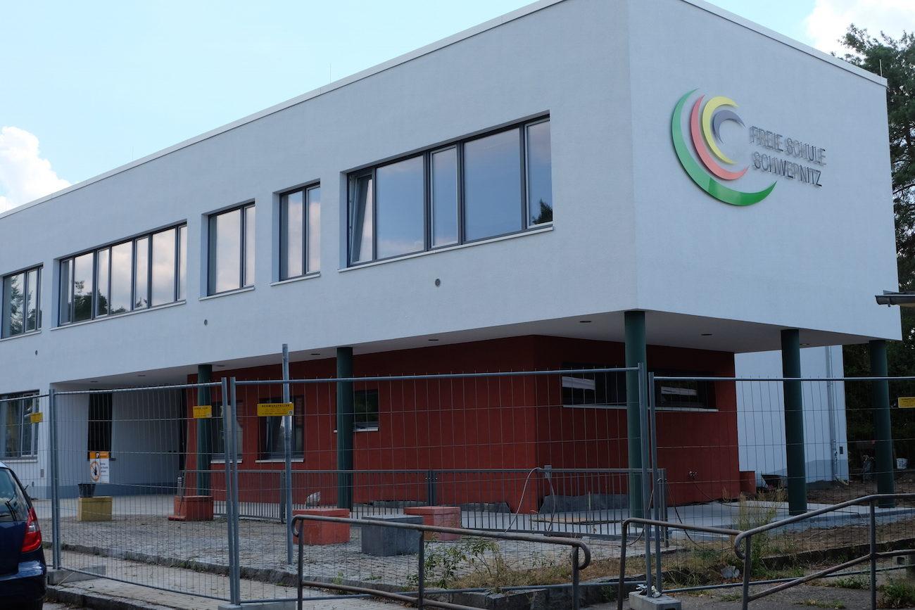 Foto der Freien Schule Schwepnitz
