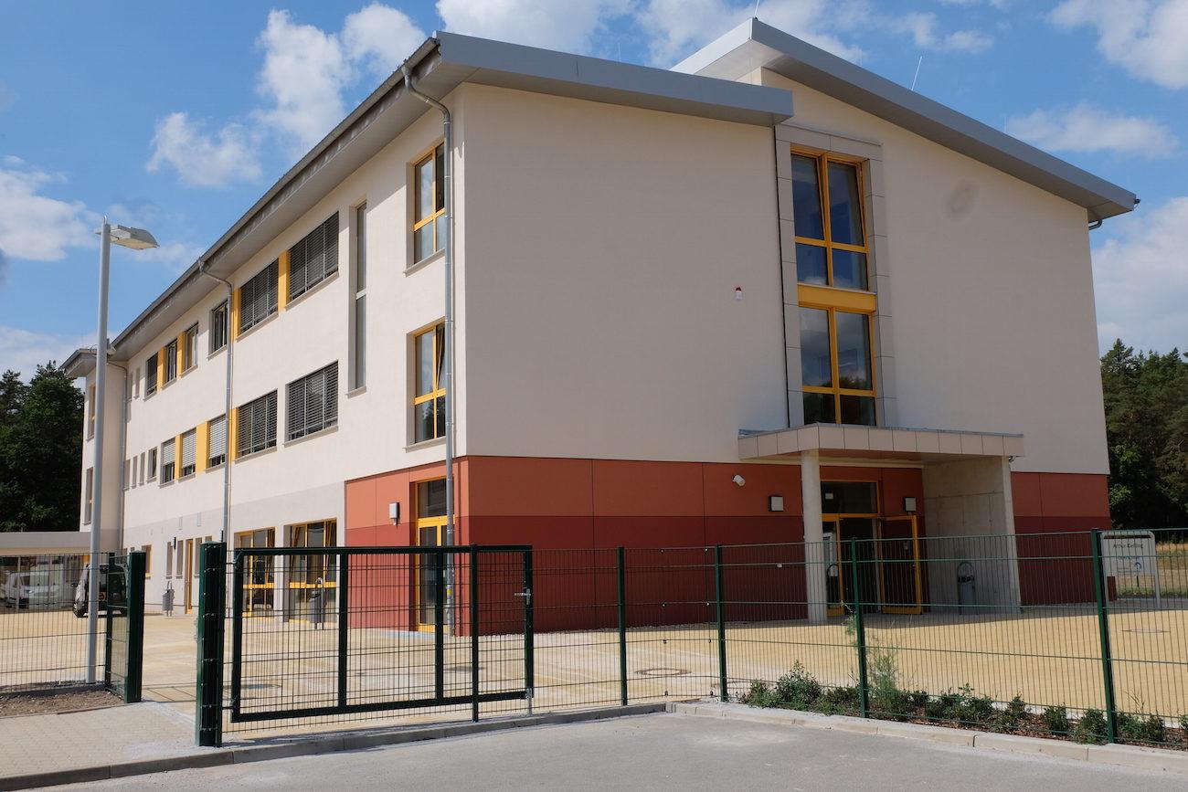 Foto der Oberschule Königsbrück