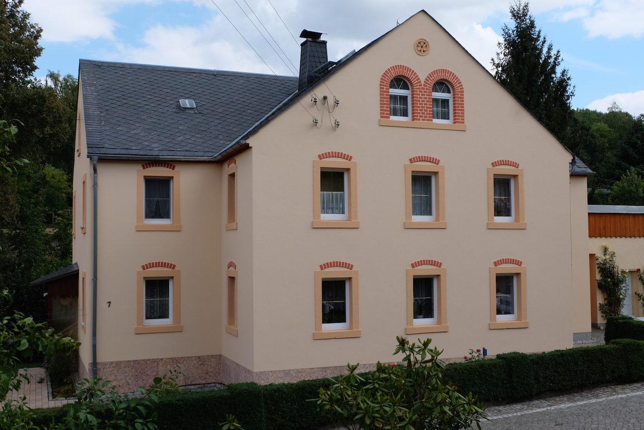 Foto Wohnhaus Gräfenhain