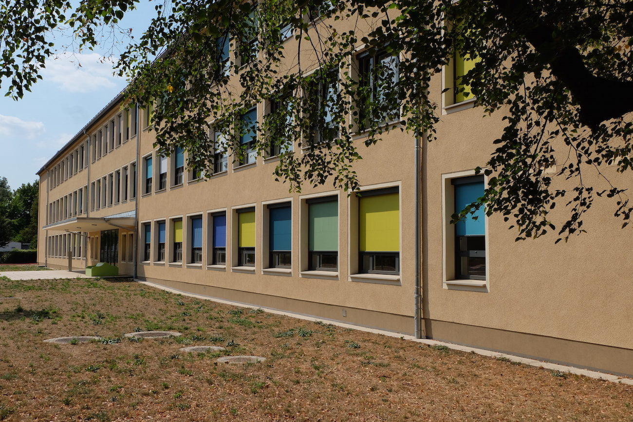 Foto Gymnasium Bürgerwiese Dresden