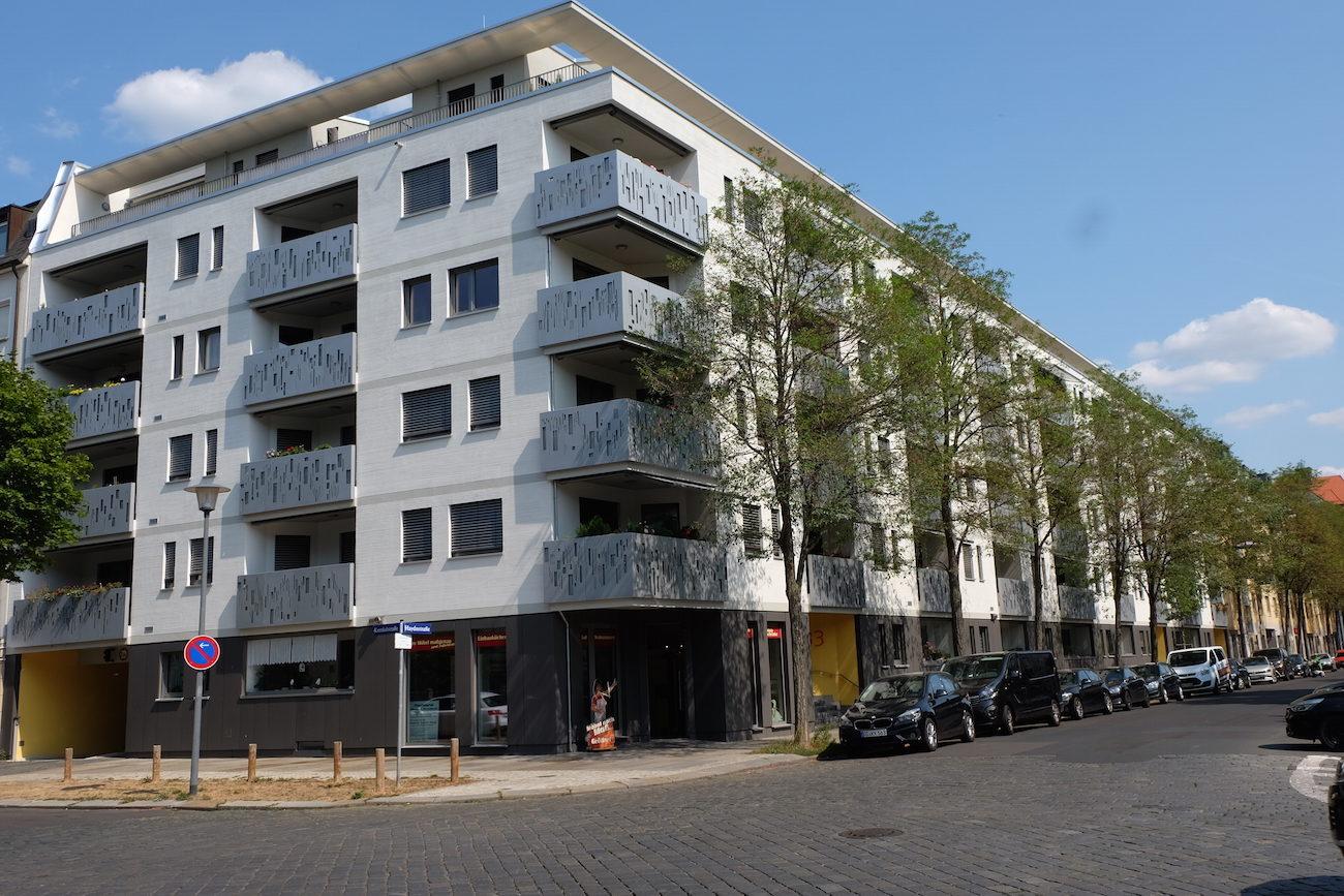 Foto Mehrfamilienhaus Dresden